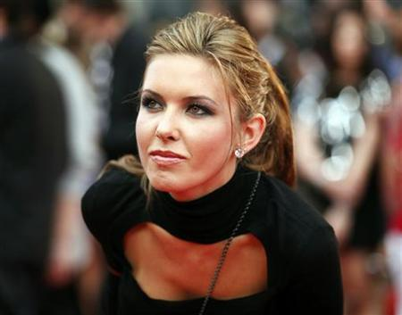Actress Audrina Patridge poses on the red carpet during the 2009 MuchMusic Video Awards in Toronto June 21, 2009. REUTERS/Mark Blinch