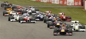 <p>GP do Canadá de Fórmula 1 voltará em 2010, segundo organizadores (foto de arquivo). REUTERS/Stephen Hird/Files</p>