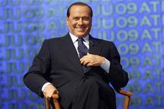 <p>Silvio Berlusconi in una immagine di archivio. REUTERS/Remo Casilli</p>