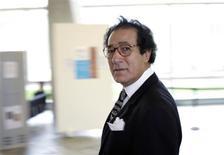 <p>Candidatura do ministro egípcio da Cultura, Farouk Hosni, para a agência de cultura da Organização das Nações Unidas (ONU) causou a ira de intelectuais franceses e organizações judaicas, que receberam o apoio de ativistas pela liberdade de imprensa antes da primeira rodada de votações. REUTERS/John Schults</p>