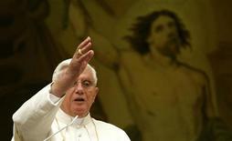 <p>Il Papa in una foto d'archivio. REUTERS/Alessia Pierdomenico (ITALY RELIGION)</p>