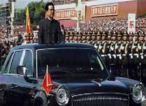 <p>La parata militare in Cina REUTERS/Nir Elias</p>