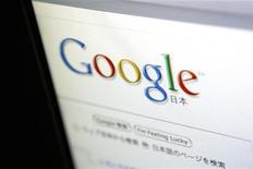 <p>La homepage di Google in giapponese. REUTERS/Stringer</p>