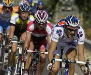 <p>União de Ciclismo ataca agência antidoping da França (foto de arquivo). REUTERS/Miguel Vidal</p>