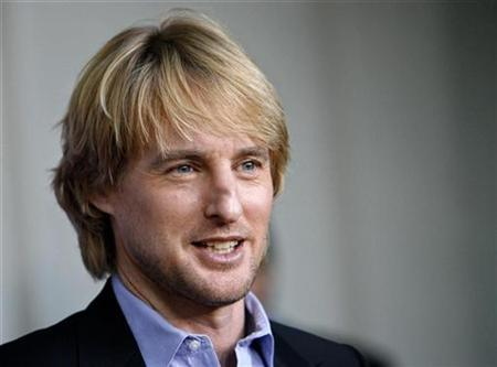 Cast member Owen Wilson attends the premiere of ''The Wendell Baker Story'' at the Writers Guild theater in Beverly Hills, California, May 10, 2007. REUTERS/Mario Anzuoni