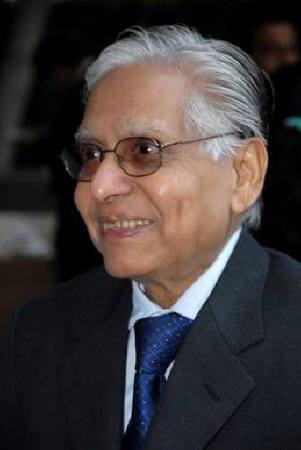 Handout photo of D. H. Pai Panandiker, President, RPG Foundation.