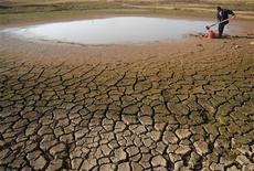 <p>Danni provocati dalla siccità. REUTERS/Stringer</p>