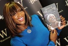 <p>La tennista Serena Williams. REUTERS/Toby Melville</p>