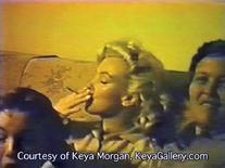 <p>Filme mostra Marilyn Monroe aparentemente fumando maconha. REUTERS/Handout/Keya Morgan</p>