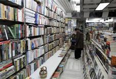 <p>Una libreria. REUTERS/Danish Ismail</p>