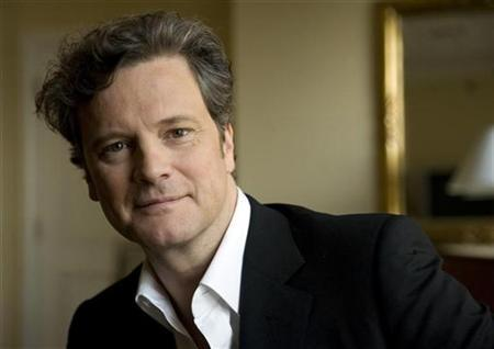 Actor Colin Firth poses for a picture in Beverly Hills November 5, 2009. REUTERS/Jason Redmond