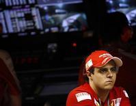 <p>Felipe Massa in una foto d'archivio.REUTERS/Steve Crisp</p>