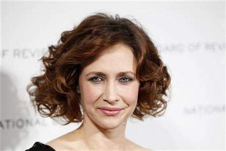 Actress Vera Farmiga arrives for the National Board of Review Award ceremony in New York January 12, 2010. REUTERS/Lucas Jackson