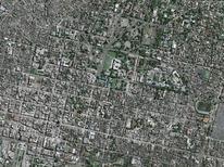 <p>Port-au-Prince dal satellite GeoEye-1. REUTERS/GeoEye Satellite Image/Handout</p>