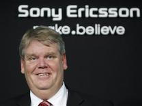 <p>Le directeur général de Sony Ericsson, Bert Nordberg, a indiqué que le groupe n'avait pas prévu de différer le lancement en Chine d'un combiné mobile équipé du système d'exploitation Android de Google. /Photo prise le 21 janvier 2010/REUTERS/Yuriko Nakao</p>