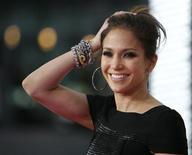 """<p>Jennifer Lopez ganhou um papel no seriado """"How I Met Your Mother"""" -- e os produtores estão esperando """"roupas reveladoras e passos de dança sensuais"""". (Foto Arquivo Reuters) REUTERS/Mario Anzuoni 27/09/2009</p>"""