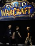 """<p>O jogo online para múltiplos jogadores """"World of Warcraft"""", da Activision Blizzard, foi um grande sucesso em 2009. REUTERS/Ina FAssbender</p>"""