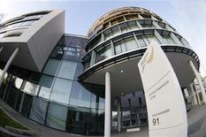 <p>Palazzo della Nokia Siemens Networks in foto d'archivio. REUTERS/Michaela Rehle</p>