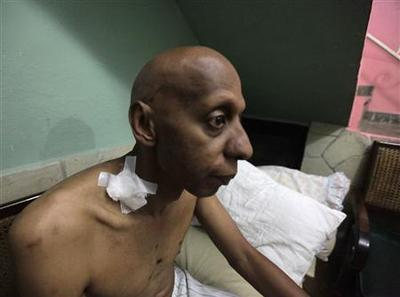 Cuban hunger striker says ready to die if necessary