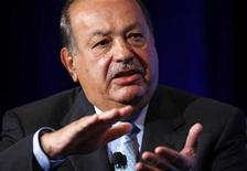 <p>1: Carlos Slim Helu of Mexico has knocked Bill Gates out of the top spot on the latest Forbes list of the World's Richest People. Helu has a net worth of $53.5 billion. REUTERS/Kevin Lamarque</p>