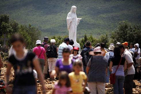 Apparitions in Medjugorje