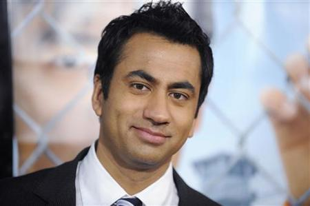 Cast member Kal Penn attends the premiere of ''Harold and Kumar Escape from Guantanamo Bay'' in Los Angeles April 17, 2008. REUTERS/Phil McCarten