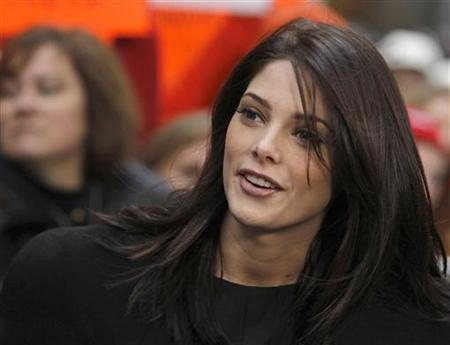 Ashley Greene speaks during an appearance on NBC's ''Today'' show in New York, November 24, 2009. REUTERS/Brendan McDermid