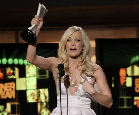 Factbox winners at academy of country music awards reuters for Academy of country music award for video of the year