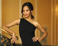 "<p>Actress Zoe Saldana, who stars in the movie ""The Losers"", poses for a portrait in Beverly Hills, California April 9, 2010. REUTERS/Mario Anzuoni</p>"