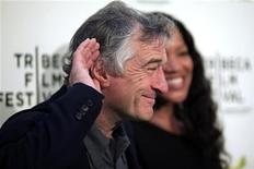 "<p>De Niro, co-fondatore del Tribeca Film Festival, alla prima di ""Shrek Forever After"" ieri a New York. REUTERS/Jessica Rinaldi (UNITED STATES - Tags: ENTERTAINMENT)</p>"
