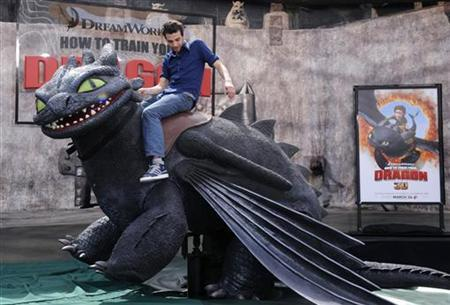 how to train your dragon japanese cast