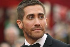 <p>Actor Jake Gyllenhaal arrives at the 82nd Academy Awards in Hollywood March 7, 2010 file photo. REUTERS/Brian Snyder</p>
