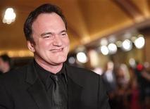 <p>Imagen de archivo del director Quentin Tarantino, en una ceremonia en Los Angeles. Ene 30 2010. El director estadounidense Quentin Tarantino presidirá el jurado que entregará el codiciado León de Oro en el Festival de Cine de Venecia, anunciaron el jueves los organizadores. REUTERS/Danny Moloshok/ARCHIVO</p>