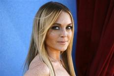 <p>Atriz Lindsay Lohan foi convocada a se apresentar em uma audiência nos EUA que pode resultar em sua prisão. REUTERS/Mario Anzuoni/Files</p>