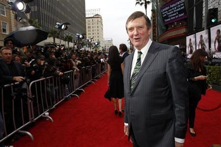 Director Mike Newell poses at the premiere of the film ''Prince of Persia: The Sands of Time'' at the Grauman's Chinese Theatre in Hollywood, California May 17, 2010. REUTERS/Mario Anzuoni