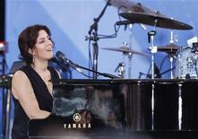 <p>Singer Sarah McLachlan performs on ABC's Good Morning America in New York June 11, 2010. REUTERS/Lucas Jackson</p>