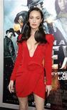 """<p>Atriz Megan Fox no lançamento do filme """"Jonah Hex - Caçador de Recompensas"""" em Hollywood. Fox se casou com seu namorado de longa data, o ex-astro de """"Barrados no Baile"""" Brian Austin Green, no Havaí na semana passada. 17/06/2010 REUTERS/Jason Redmond</p>"""
