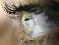 <p>L'Autorité française de la concurrence reproche à Google son manque d'objectivité et de transparence dans la mise en oeuvre de son service de publicité en ligne AdWords et somme le groupe américain de clarifier la situation dans les quatre mois. /Photo d'archives/REUTERS/Darren Staples</p>