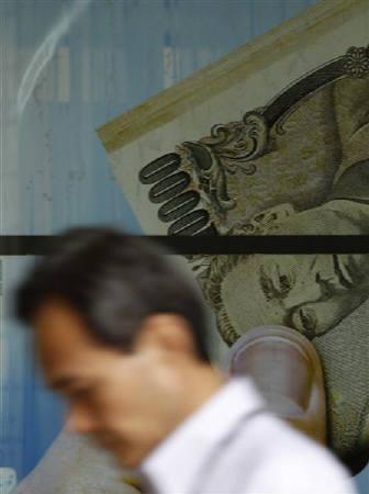 7月14日、参院選での民主党大敗を受け、金融市場には自民党やみんなの党も支持している法人税引き下げの実現に期待感が高まっている。都内で13日撮影(2010年 ロイター/Yuriko Nakao)