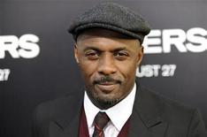 """<p>Imagen de archivo del actor Idris Elba en un estreno en Los Angeles. Ago 4 2010 Idris Elba y Johnny Whitworth están en negociaciones para integrarse al elenco de """"Ghost Rider: Spirit of Vengeance"""", secuela del éxito cinematográfico de Columbia del 2007. REUTERS/Gus Ruelas/ARCHIVO</p>"""