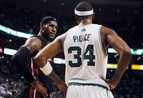 Celtics beat the Heat