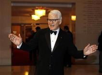 <p>Actor Steve Martin arrives at the annual Mark Twain Prize awards ceremony for American Humor hosted by the Kennedy Center in Washington November 9, 2010. REUTERS/Larry Downing</p>