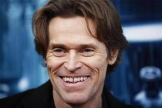 <p>Actor Willem Dafoe arrives for the premiere of the film 'Daybreakers' in New York January 7, 2010. REUTERS/Lucas Jackson</p>