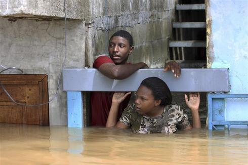 Floods in Latin America
