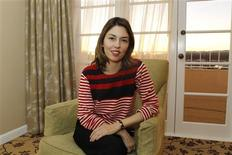 "<p>Director and writer Sofia Coppola poses during a portrait session promoting her new film ""Somewhere"" in Beverly Hills in this December 10, 2010 picture. REUTERS/Fred Prouser</p>"