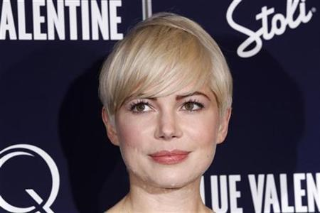Cast member Michelle Williams arrives for the premiere of ''Blue Valentine'' in New York December 7, 2010. REUTERS/Lucas Jackson