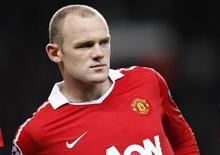 <p>Wayne Rooney do Manchester United antes de jogo da Liga dos Campeões em setembro. Em 2010, as supostas infidelidades conjugais de jogadores de futebol ingleses como Wayne Rooney, John Terry e Ashley Cole foram destaques nos jornais. 14/09/2010 LREUTERS/Darren Staples/Arquivo</p>