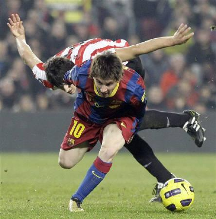 Messi puyol and afellay in barca squad for king 39 s cup - Barcelona san jose ...