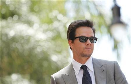 Actor Mark Wahlberg attends a ceremony to unveil his star on the Hollywood Walk of Fame in Hollywood, California, July 29, 2010. REUTERS/Danny Moloshok
