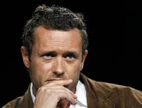 <p>Actor Jason O'Mara takes part in a panel discussion for the show 'Terra Nova' at the Fox Broadcasting Company Winter Press Tour for the Television Critics Association in Pasadena, California, January 11, 2011. REUTERS/Lucy Nicholson</p>